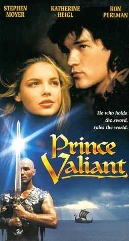 Prince Valiant [VHS]