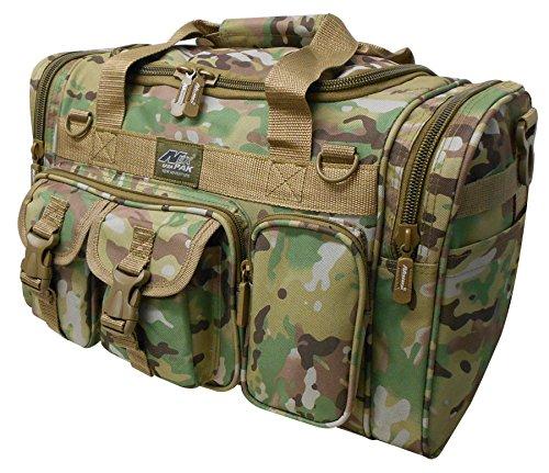 k Tactical Duffel Range Bag TF118 - Multi-Camo (Large Range Bag)
