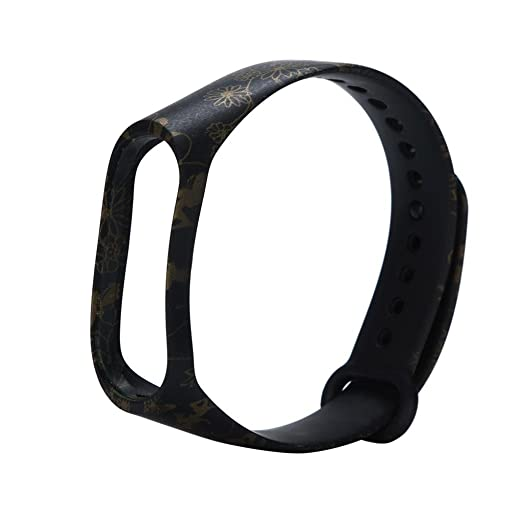 Amazon.com: Silica Gel Replacement Wristband Band Strap for Xiaomi ...