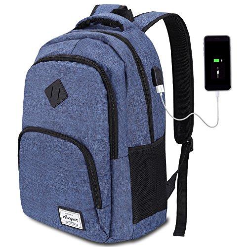 Laptop Backpack 15.6,AUGUR Business Backpack Computer Bag fo