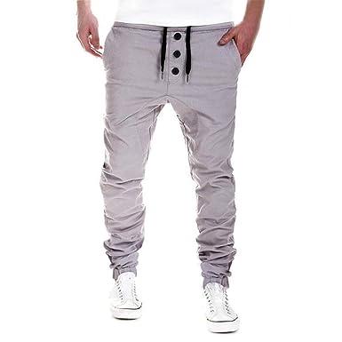Eastery Pantalones para Hombres De Pantalones Chándal De ...