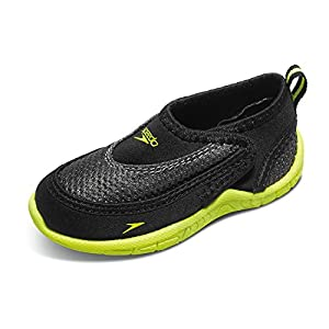 Speedo Toddler Surfwalker Pro 2.0 Water Shoe Black / Yellow 8/9 & Sunscreen