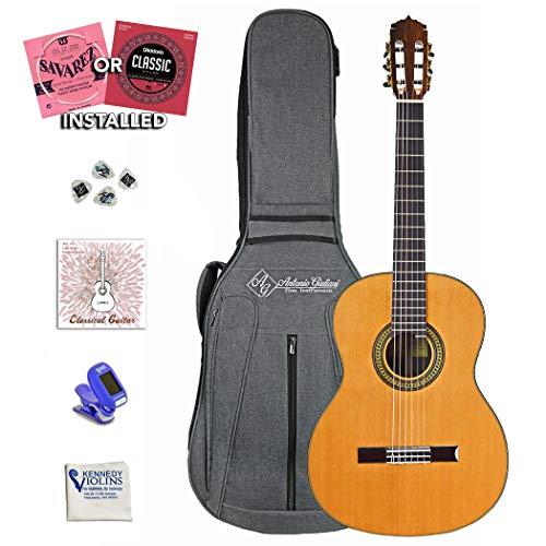 (Antonio Giuliani CL-6 Rosewood Classical Guitar)