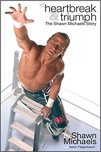 Buy Heartbreak Triumph The Shawn Michaels Story Book Online At