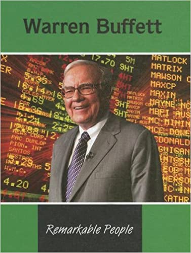 Book Warren Buffet (Remarkable People)