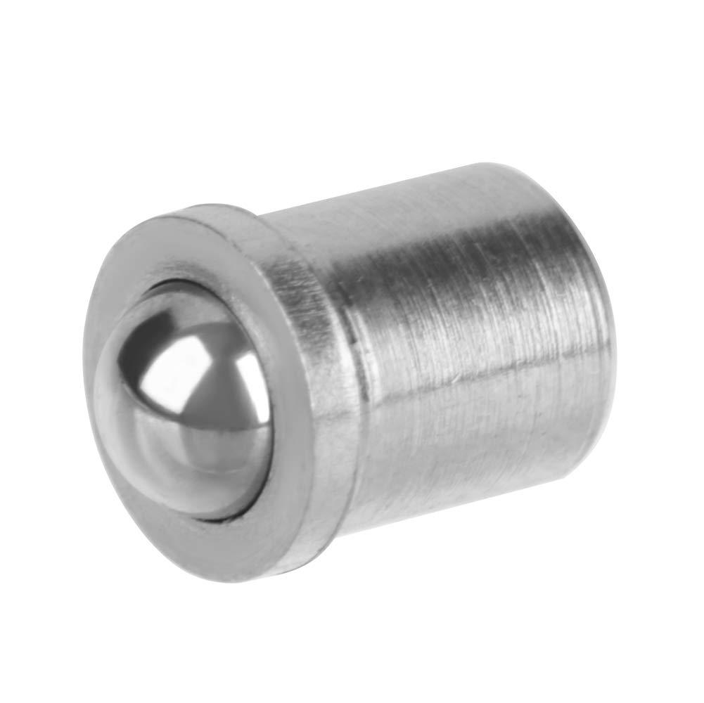 /φ 34 20 pcs 304 Ball Plunger Stainless Steel Precision Positioning Beads Screw Spring Smooth Ball Plunger