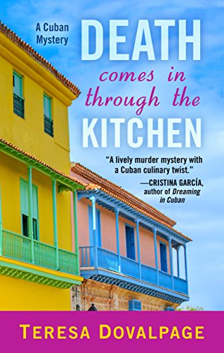 Book Cover: Death Comes in Through the Kitchen