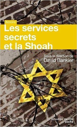 Livre gratuits Les services secrets et la Shoah epub, pdf