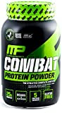 MusclePharm Combat Powder Advanced Time Release Protein, Vanilla, 2 Pound