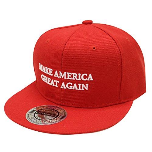 Cf918 Trump Make America Great Again Snapback Cap -