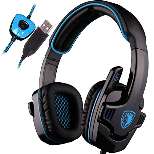 Top gaming headset cheap sades