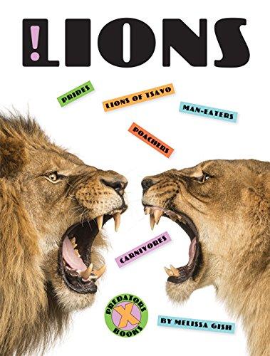 X-Books: Lions image