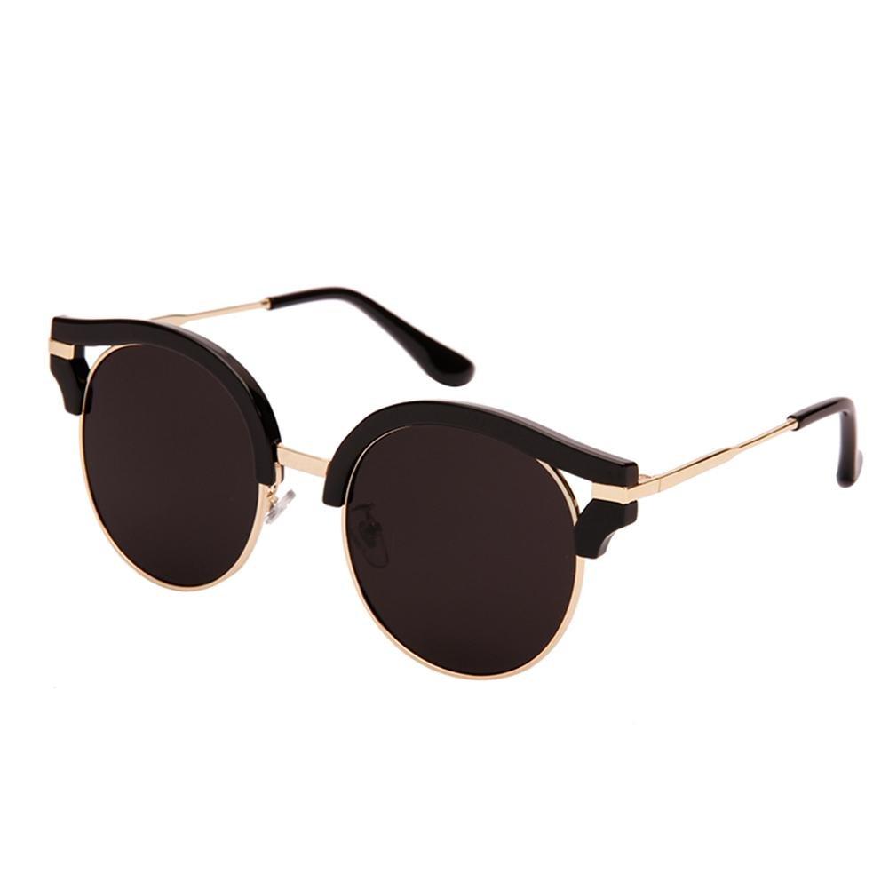 2e9bdc17b5 Alger Gafas de sol polarizadas marea femenina cara grande cara larga cara  redonda gafas de sol