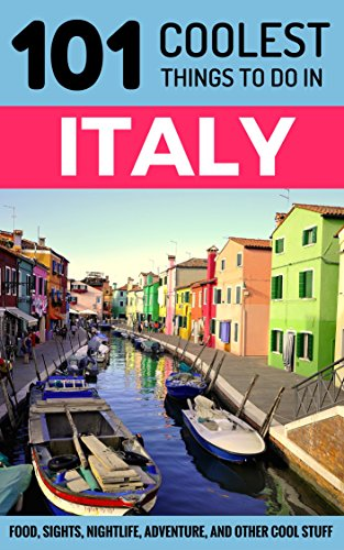 Italy Coolest Backpacking Florence Tuscany ebook