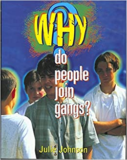 the issue of gang violence and peer pressure in the united states Others are motivated by peer pressure, a need to protect themselves and their family, because a family member also is in a gang, or to make money one of the worst effects of gang membership is the exposure to violence.
