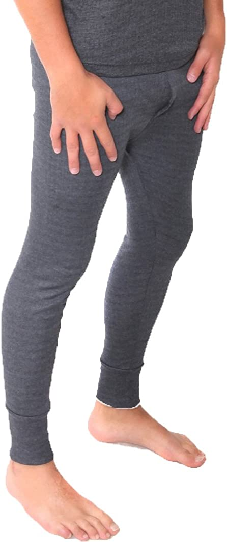 2 x Mens Winter Warm Thermal Underwear Long Johns//Bottoms