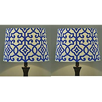 Better Homes and Gardens Irongate Lamp Shade (BLUE FIRE ...