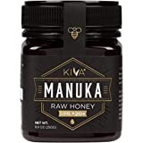 Kiva Certified UMF 20+ - Raw Manuka Honey (8.8 oz) -- NEW LABEL!