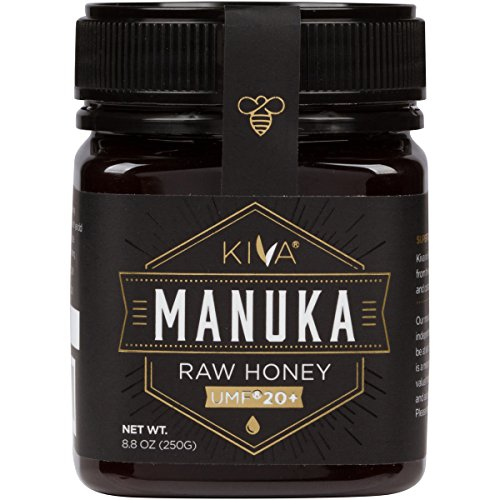 Certified Organic Manuka Honey - 1