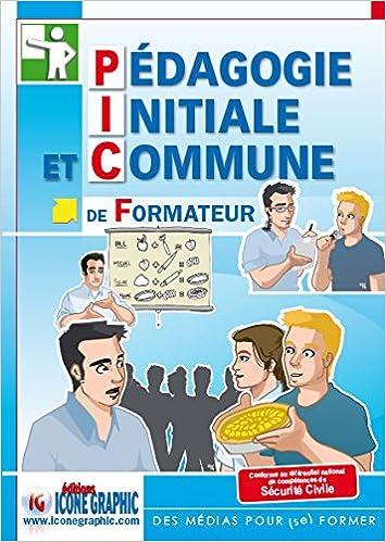 Amazon Fr Livre Pedagogie Initiale Et Commune De Formateur