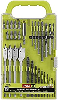 31-Piece Ryobi Drilling and Driving Kit