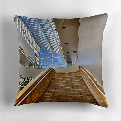 Biekxrso Passage to Your Future Cotton Decorative Throw