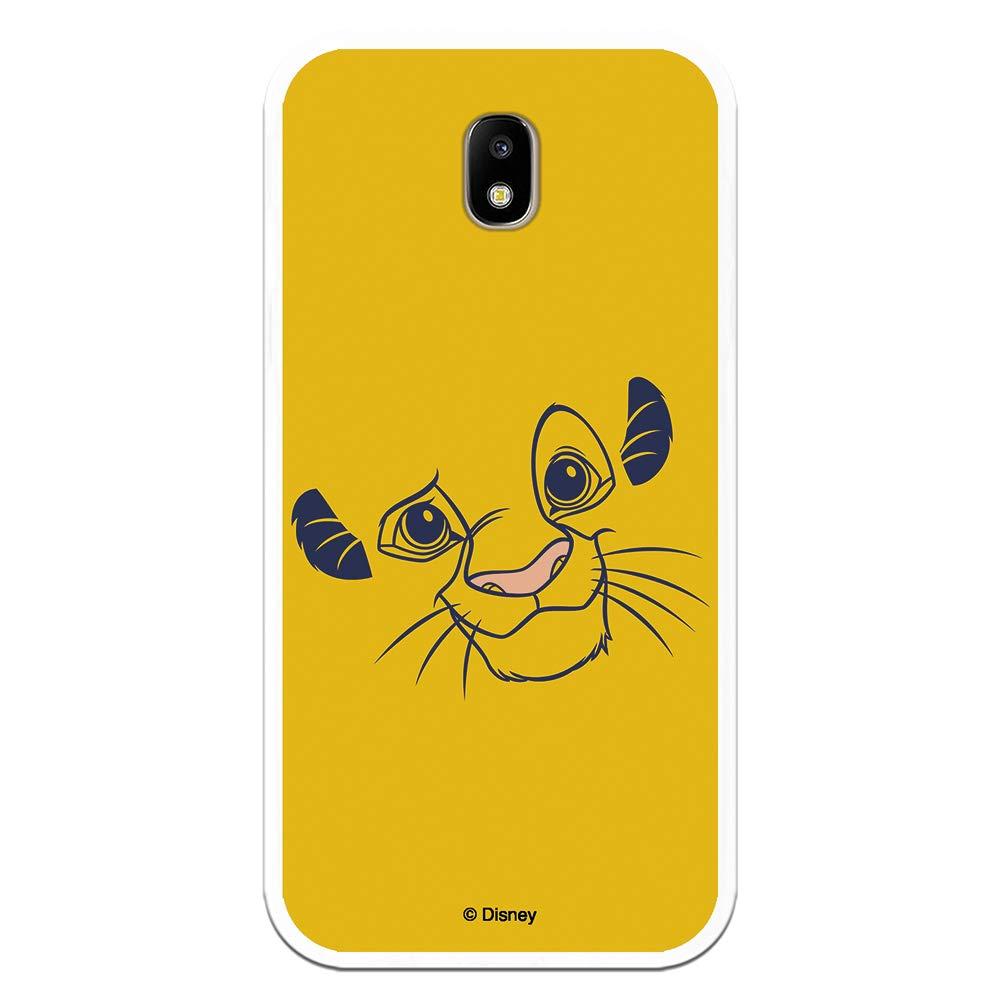 Funda para Samsung Galaxy J5 2017 Oficial de Simba Cara ...