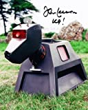 #3: JOHN LEESON as The Voice Of K9 - Doctor Who Genuine Autograph