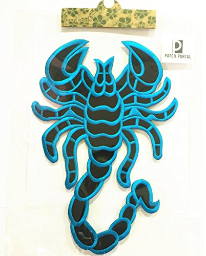 Patch Portal Large Scorpion Patch 11