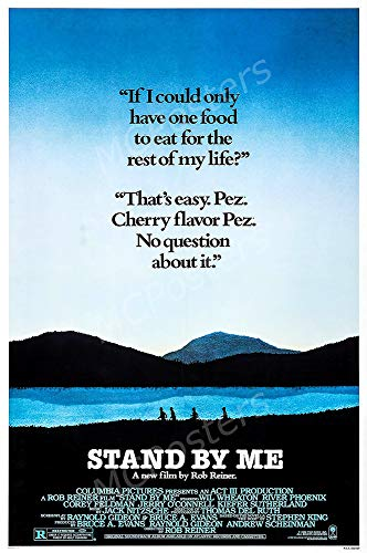 MCPosters - Stand by Me Glossy Finish Movie Poster - MCP913 (24