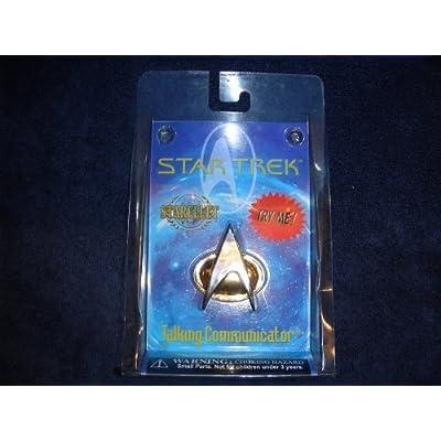 Star Trek Talking Communicator: Toys & Games