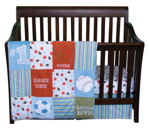 Trend-Lab-Little-MVP-3-Piece-Crib-Bedding-Set