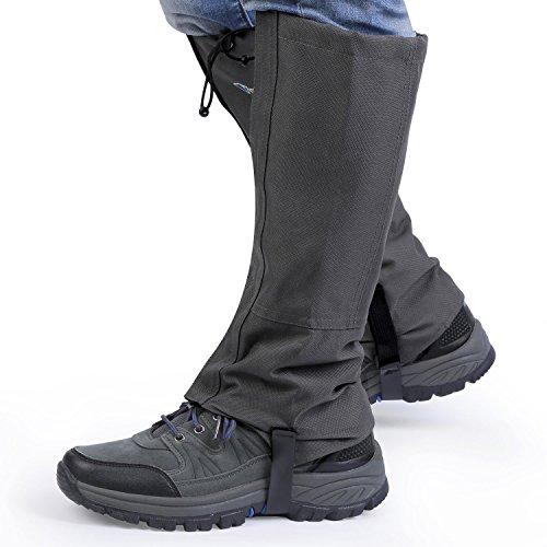 OUTAD Waterproof Outdoor Hiking Walking Climbing Hunting Snow Legging Gaiters(1 Pair)