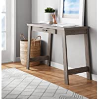 Mainstays Logan Writing Desk - Rustic Oak