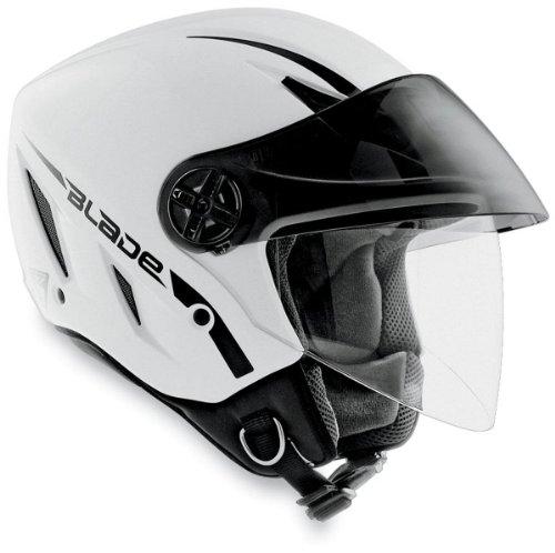 Agv White Helmet - 7