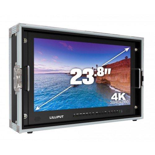 Lilliput BM230-4K 23'' 4k carry-on BroadCast Monitor