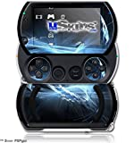 Robot Spider Web - Decal Style Skins (fits Sony PSPgo)
