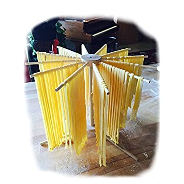 Pasta Drying Rack Single Tier Round Model
