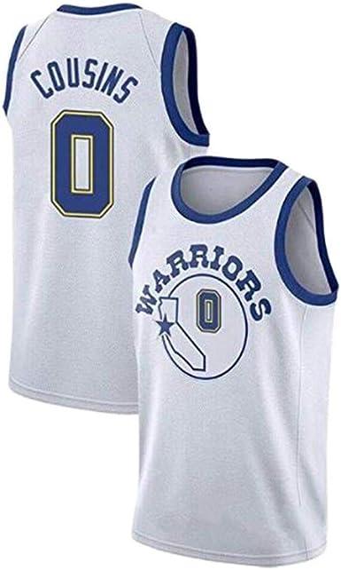 Demarcus Cousins # 0 Camiseta De Baloncesto De Los Hombres ...