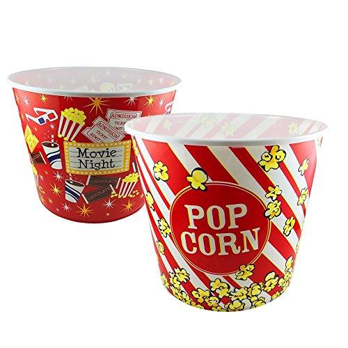 Cinema Style Popcorn Bowl Jumbo 9.25