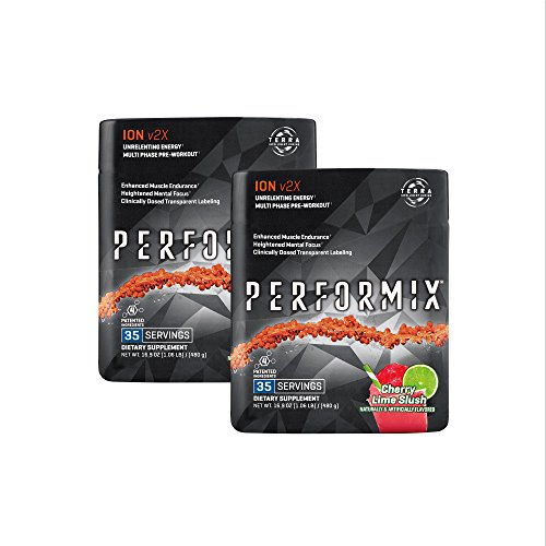 Performix Ion V2X Cherry-Limeade 35 Ct Twin Pack