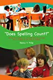 ''Does Spelling Count?'', Nancy Y. Fillip, 1453561633