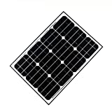 ALEKO SP40W12V 40 Watt 12 Volt Monocrystalline Solar Panel for Gate Opener Pool Garden Driveway