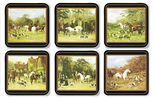 Pimpernel Tally Ho Coasters Set product image