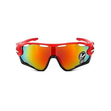 Sungpunet - Gafas de Sol polarizadas para Hombres y Mujeres, Lentes Intercambiables, protección UV
