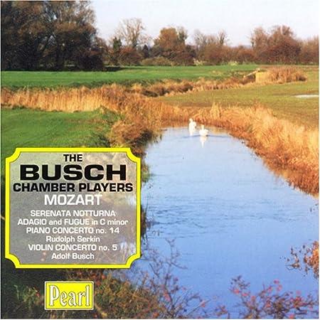 The Busch Chamber Players - Mozart