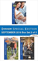 Harlequin Special Edition September 2016 Box Set 2 of 2: A Camden's Baby Secret\A Word with the Bachelor\The Cowgirl's Forever Family