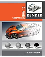 How to Render: the fundamentals of light, shadow and reflectivity