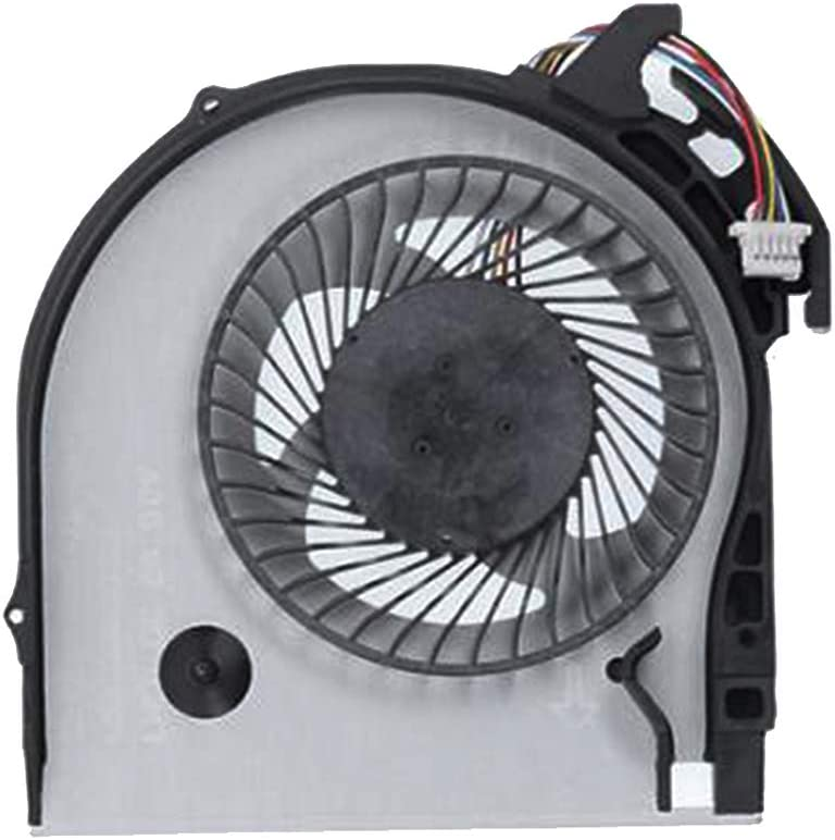 CPU Cooling Fan P//N DFS531005PL0T Portable Replacement Fans for Lenovo IdeaPad V110-15IAP 5,V110-15ISK 5