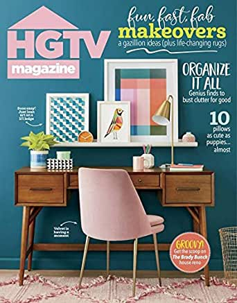 Amazon com: HGTV Magazine: Kindle Store